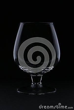 Tomt exponeringsglas