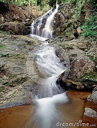 Ton Sai falls