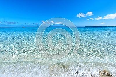Tonga Polynesia Paradise Crystal Water