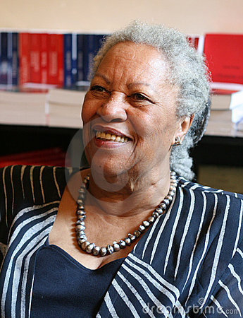 Toni Morrison - US Nobel Prize Winner Editorial Photography