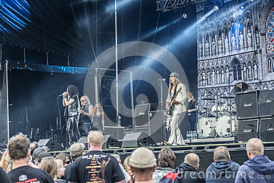 Tons Of Rock, TNT (day 2) Editorial Photography - Image ...