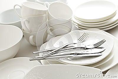 Tonware, Küche