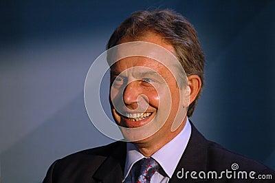 Tony Blair Editorial Stock Photo