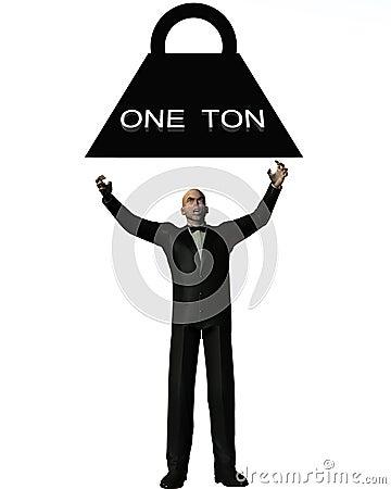 Tony jeden Przyduszenie 2