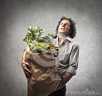 Too Many Vegetables