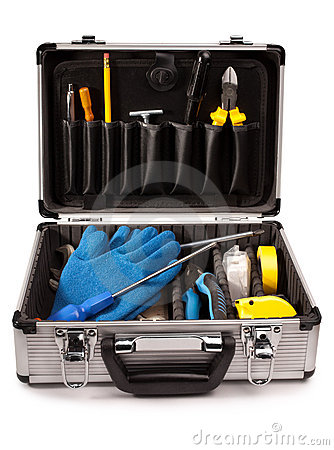 Free Tool Case Royalty Free Stock Images - 13408049