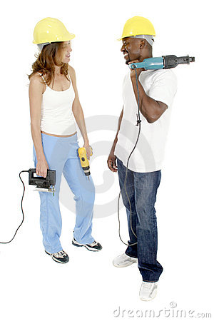 Tool Girl and Guy 4