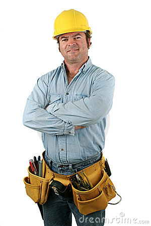 Free Tool Man - Friendly Royalty Free Stock Photo - 146745