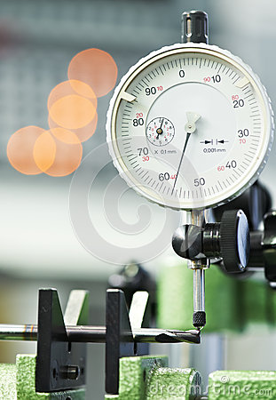 Free Tool Quality Measuring Process Royalty Free Stock Images - 28996029