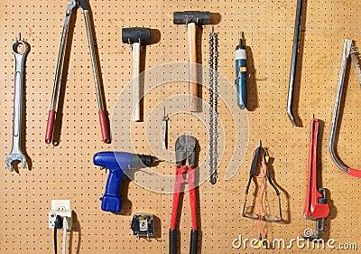 Tool Wall
