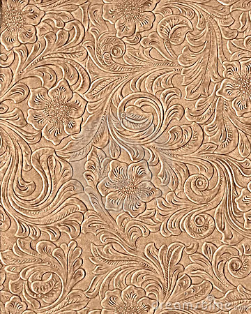 Free Tooled Leather Print Stock Photos - 5116673