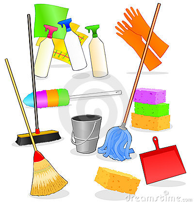 Tools and accessories for cleaning