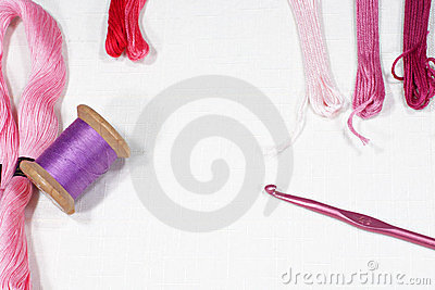 Tools for embroidering