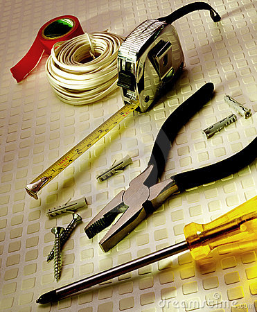 Tools for general maintenance