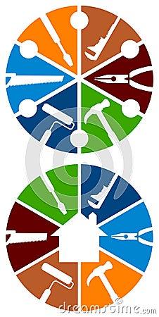 Free Tools Logo Stock Photography - 31263642