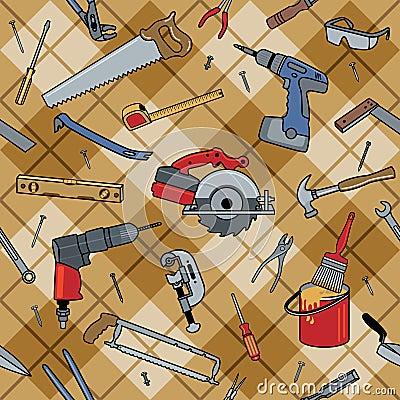 Tools Plaid