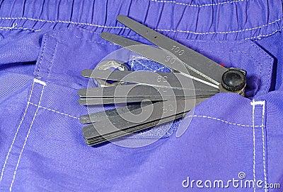 Tools pocket