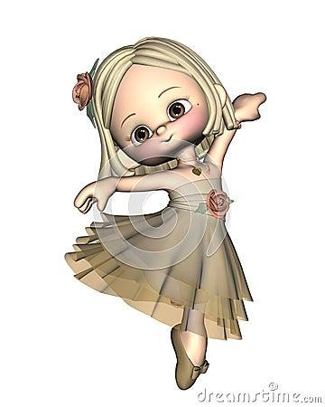 Toon Ballerina - 1