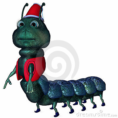 Toon Caterpillar