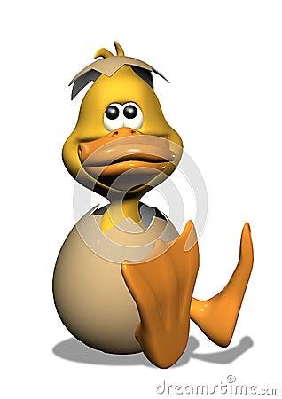 Toon Duckling