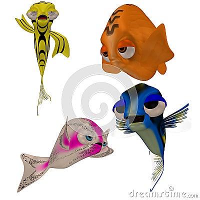 Toon fish