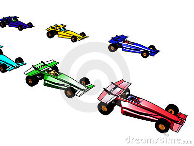 Toon Formula One