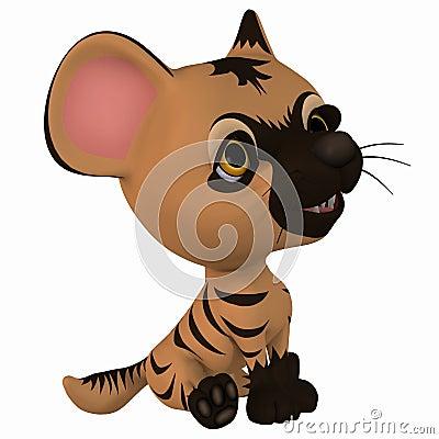 Toon Hyena