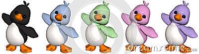 Toon Penguin