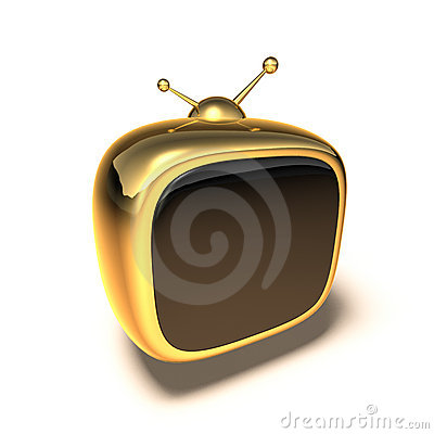 Free Toon Tv Stock Photos - 964053