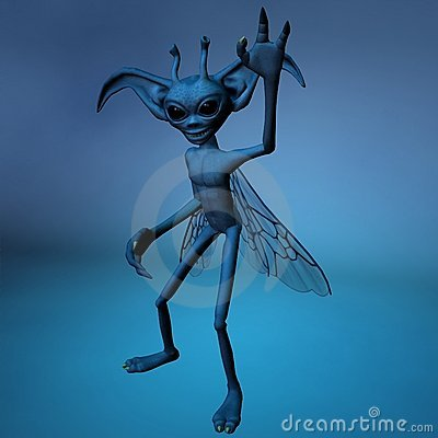 Toonimal Alien