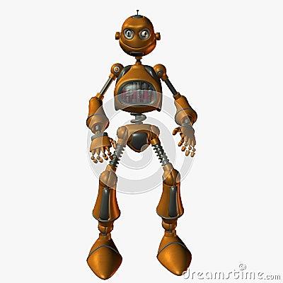 Toonimal Robot
