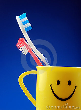 Free Tooth Brush Stock Photography - 8491382