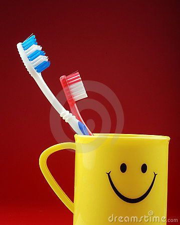 Free Tooth Brush Stock Image - 8491401