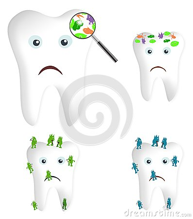 how to get rid of bacteria on teeth
