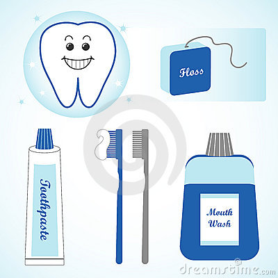 Tooth Hero Stock Images - Image: 18156524