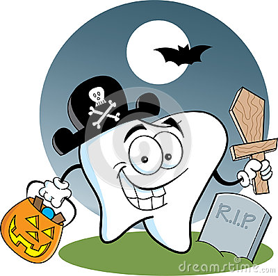 Tooth Pirate
