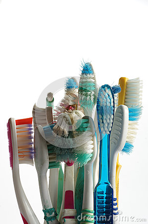 Free Toothbrushes Old Royalty Free Stock Photos - 50140238