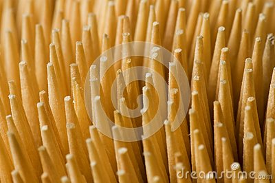 Toothpick background