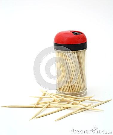 Free Toothpicks Stock Photography - 4490282