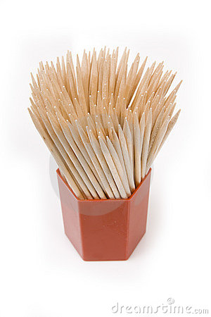Free Toothpicks Royalty Free Stock Image - 6894496