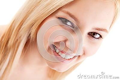 Toothy усмешка