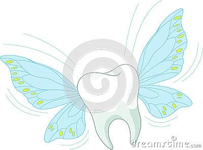 Toothy Fliege