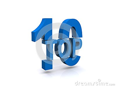 Top 10 sign