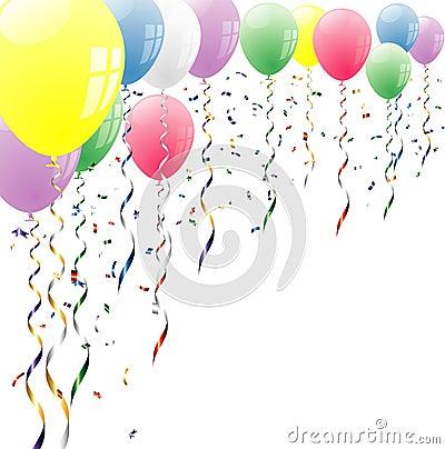 Top balloons