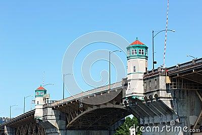 Top of Burnside Bridge