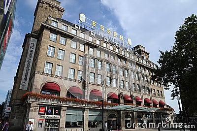 TOP CityLine Hotel Essener Hof Editorial Stock Image