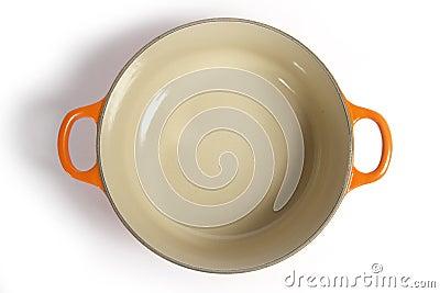 Top of cooking pot