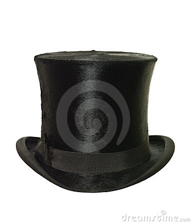 Free Top Hat Royalty Free Stock Images - 12636089