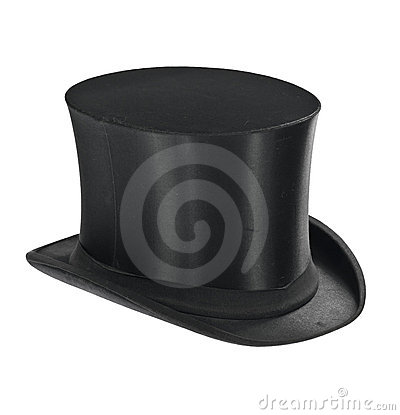 Free Top Hat Royalty Free Stock Photography - 18221087