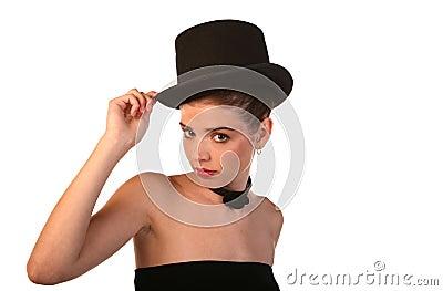 Top Hat Pose